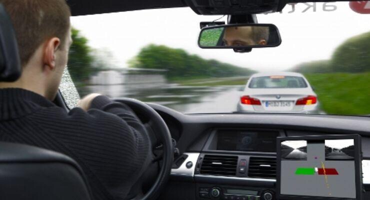 """""""Aktiv"""": Systeme für sicheren Verkehr"""