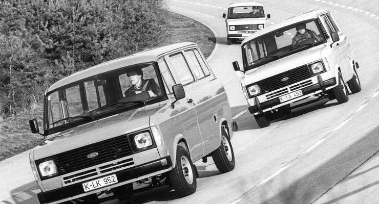 51 Jahre Ford Transit