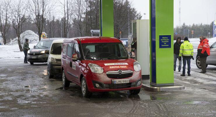 Arctic Van