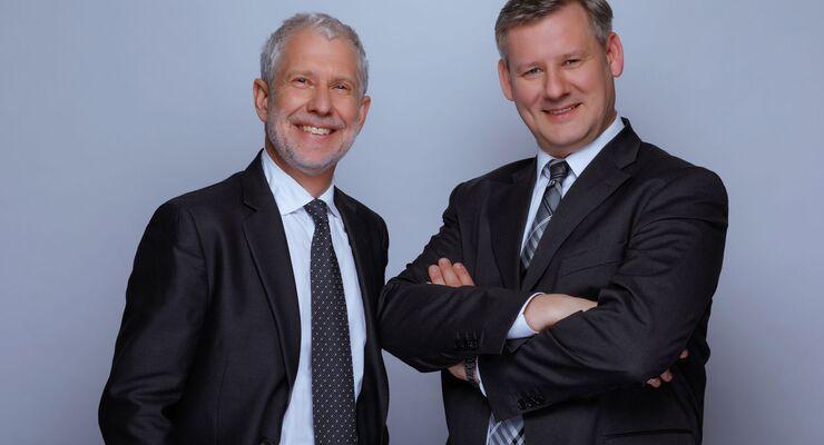 Audatex Auto online Oliver Blüher und Micahel Bergmann