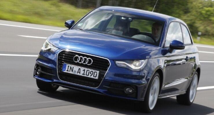 Audi A1: Der Mini aus Ingolstadt