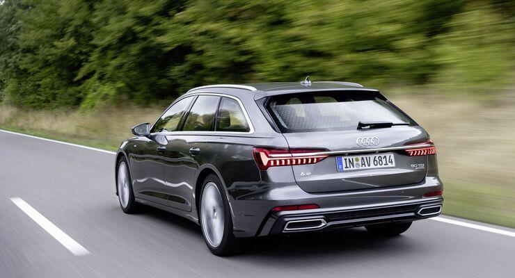 Audi A6 Avant Im Fahrbericht Schicker Gepacktrager Firmenauto
