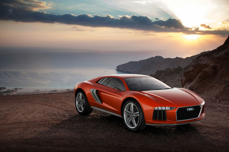 Audi Nanuk