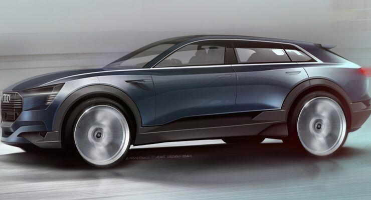 Audi Q6 e-tron quattro