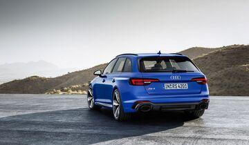 Audi, RS 4 Avant