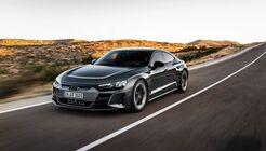 Audi RS e-Tron 2021