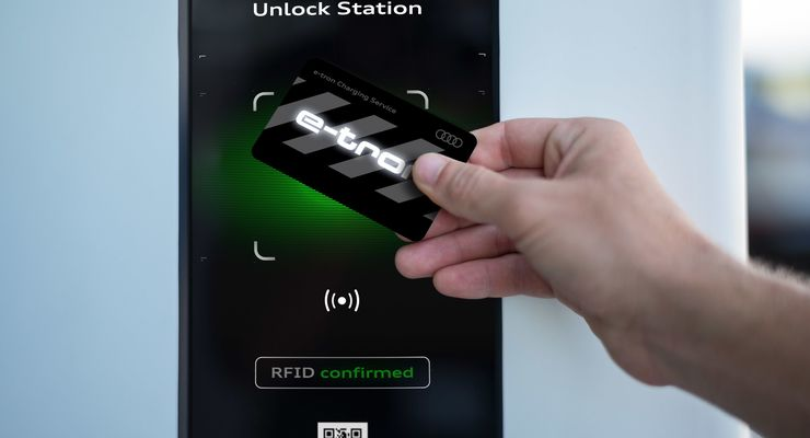 Audi hat seinen Charging-Service für E-Autos vorgestellt.