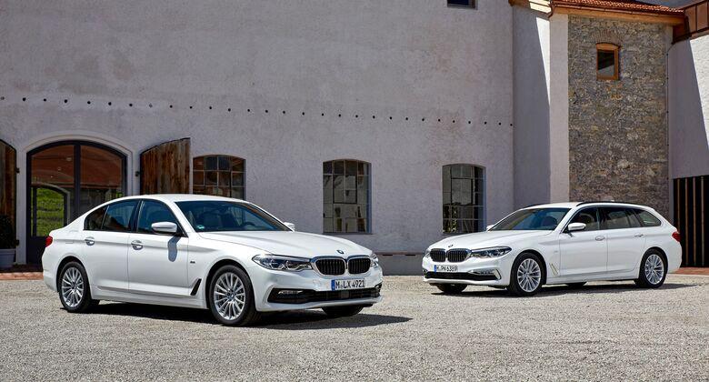 BMW 5er: Neuerungen 2020