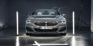 BMW 8er Cabrio 2019