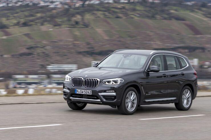 BMW X3 20d 2017