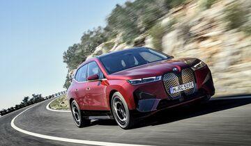BMW iX 2021, E-Auto, Elektroauto