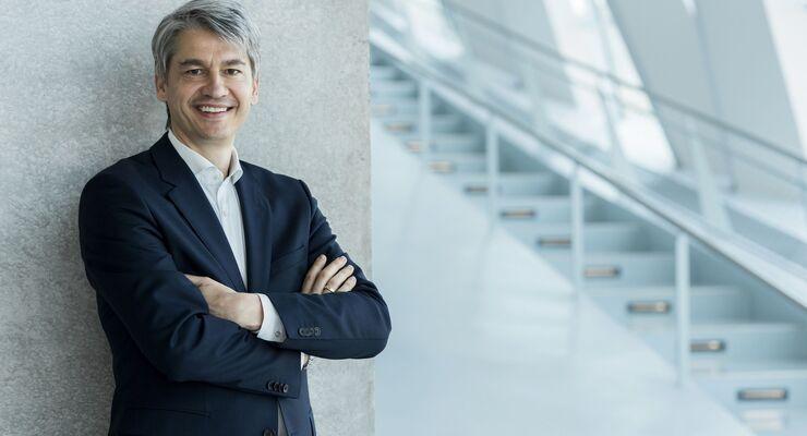 Benedikt Schell, Vorsstandsvorsitzender Mercedes-Benz Bank