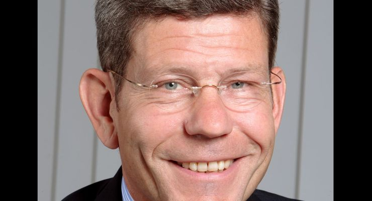 Bernhard Mattes ist neuer PrŠsident der American Chamber of Commerce in Germany - AmCham Germany