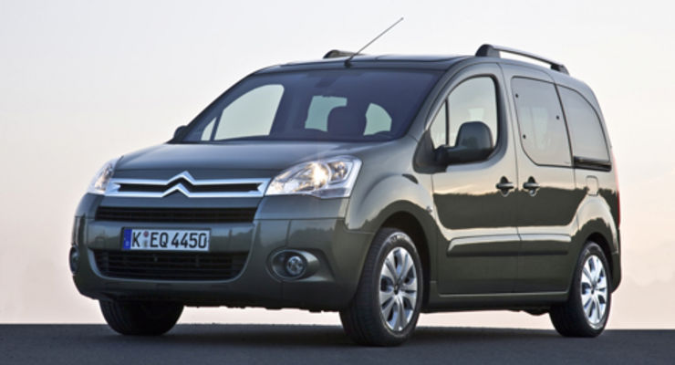 Citroen Berlingo mit Start-Stopp