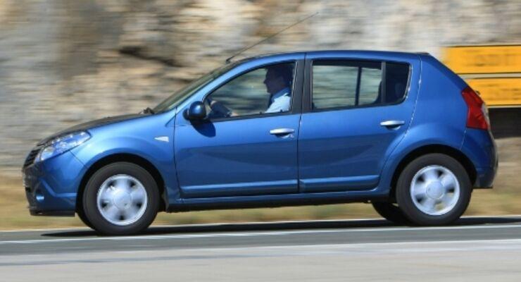 Dacia - Vom Stadtauto bis zum Pick-up