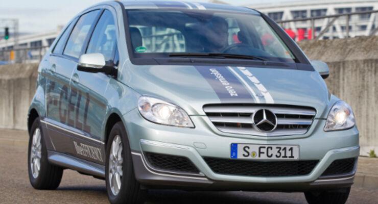 Daimler fordert Prämie für Elektroautos