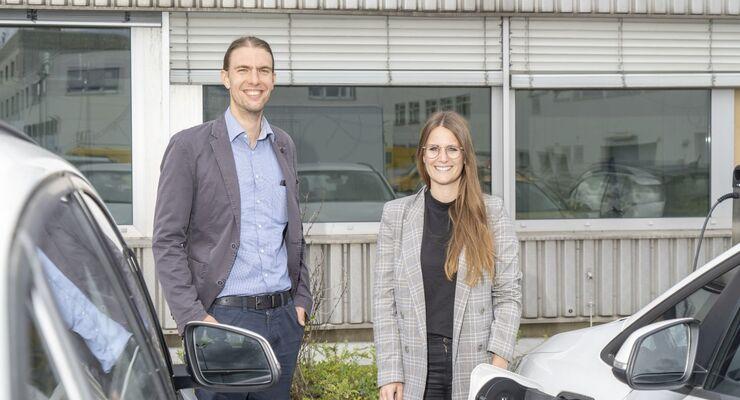 Elias Siehler, Nicole Heinrich