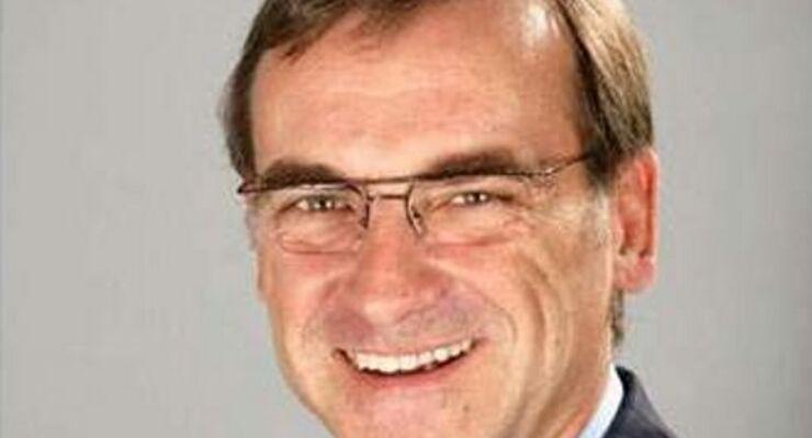 Erster Deutscher auf Citroën-Chefsessel