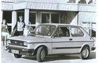 Fiat 127, Sport