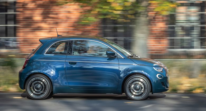 Fiat 500 Elektro 2021