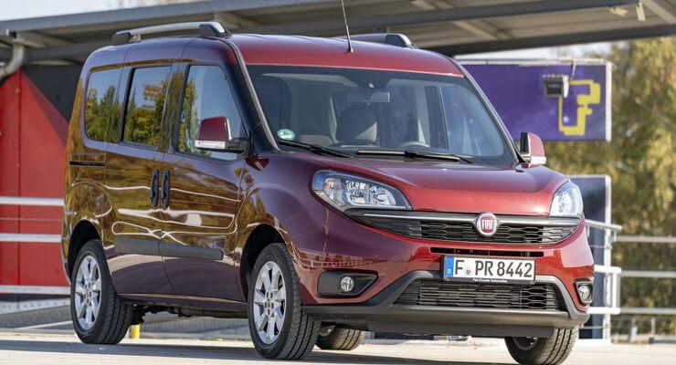 Fiat Doblo CNG