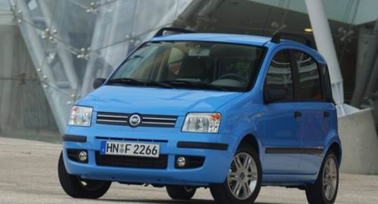 Fiat ist klimafreundlichste Marke