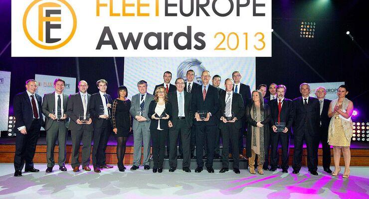Fleet Europe, Flottenmanager 2013