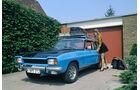 Ford Capri, Haube