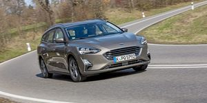 Ford Focus Turnier 2019