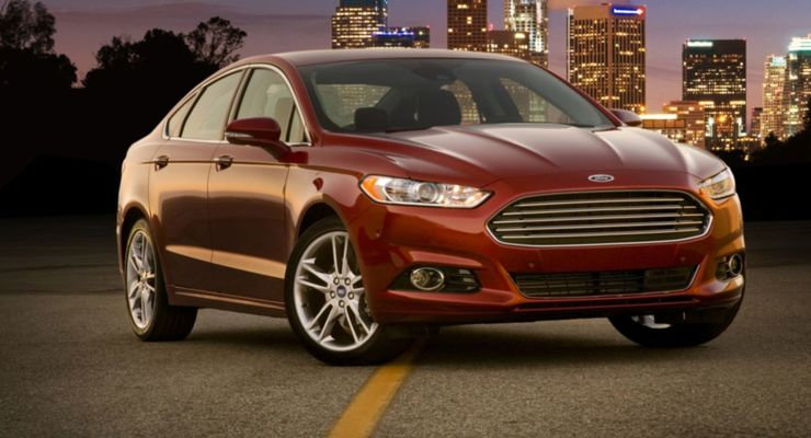 Ford Fusion, USA, Ecoboost