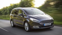 Ford Galaxy 1.5 Ecoboost 2016