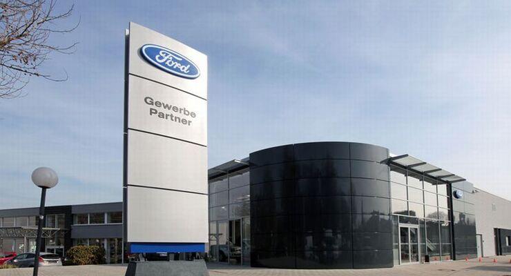 Ford Gewerbe Partner