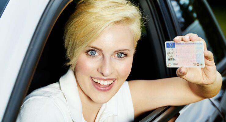 Führerscheinkontrolle