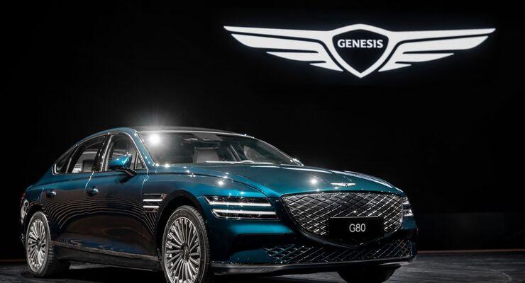 Genesis G80 Elektro 2022