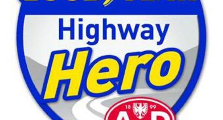 Highway Hero des Monats gewählt