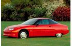 Historie Alternative Antriebe,  EV 1 von 1996, erste E-Auto von GM