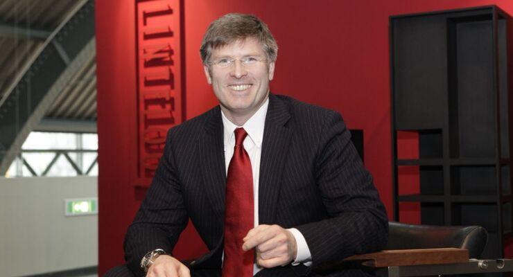 Holger Böhme, Geschäftsführer Citroën Deutschland