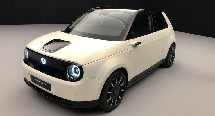 Honda E-Mini 2020