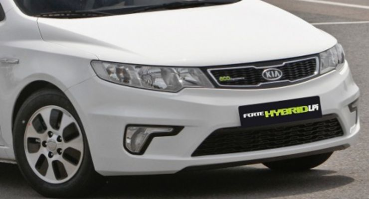 Hybrid-Kia kommt nicht nach Europa