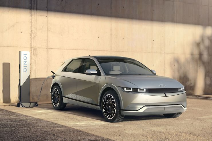 Hyundai Ioniq 5 2021