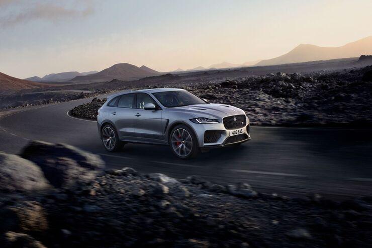 Jaguar F-Pace 2018
