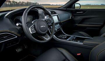 Jaguar XE, XF