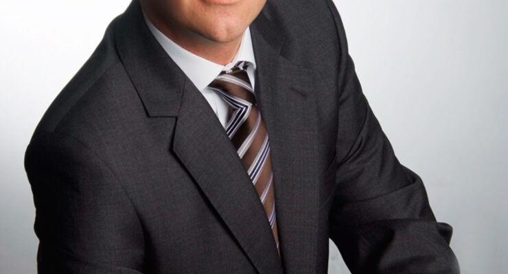 Jan-Philipp Schuhmacher, Chef von Saab Deutschland
