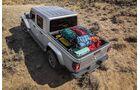 Jeep Gladiator L.A. Auto Show 2018