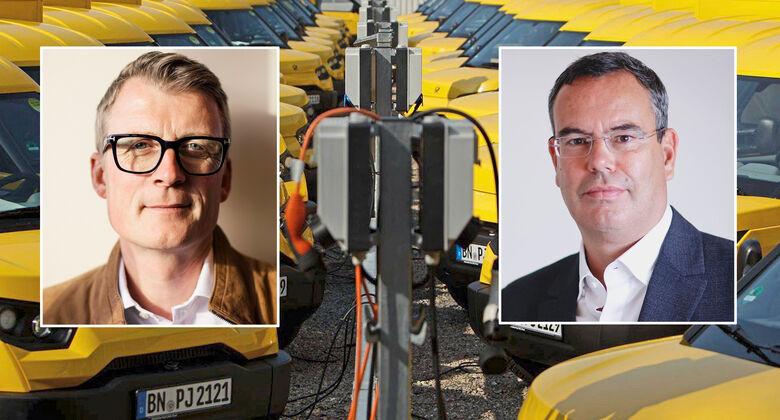 Jörg Sommer verlässt Streetscooter, Markus Dörr übernimmt Aufgaben.