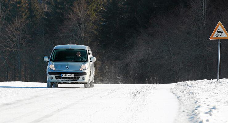 Kangoo, Renault, Elektro-Transporter