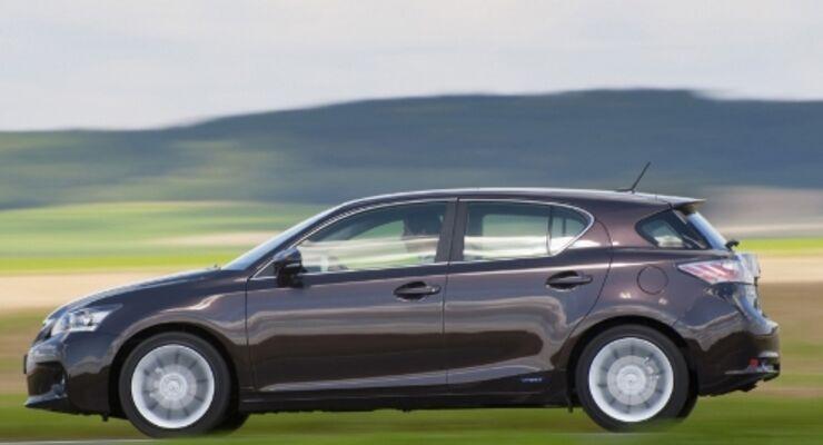 Lexus CT 200h - Viel Geld für viel Technik