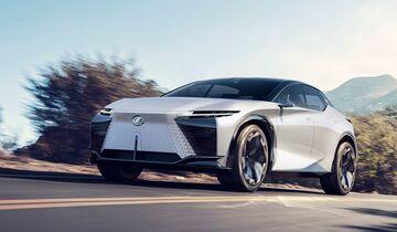 Lexus LF-Z 2021