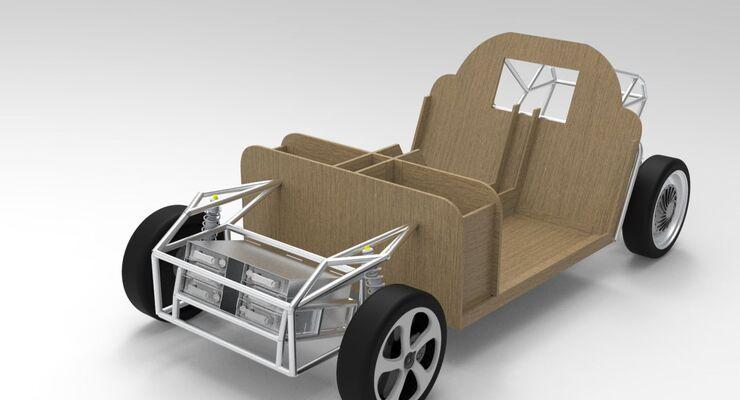 Luca E-Auto 2020