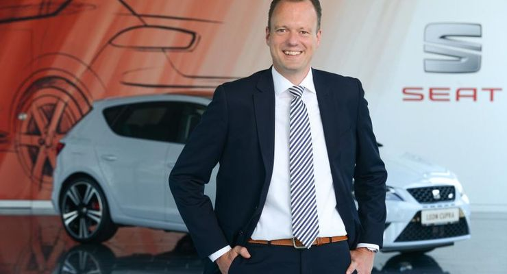 Marcus Hoffmann Leiter internationales Flottengeschäft Seat S.E. Spanien